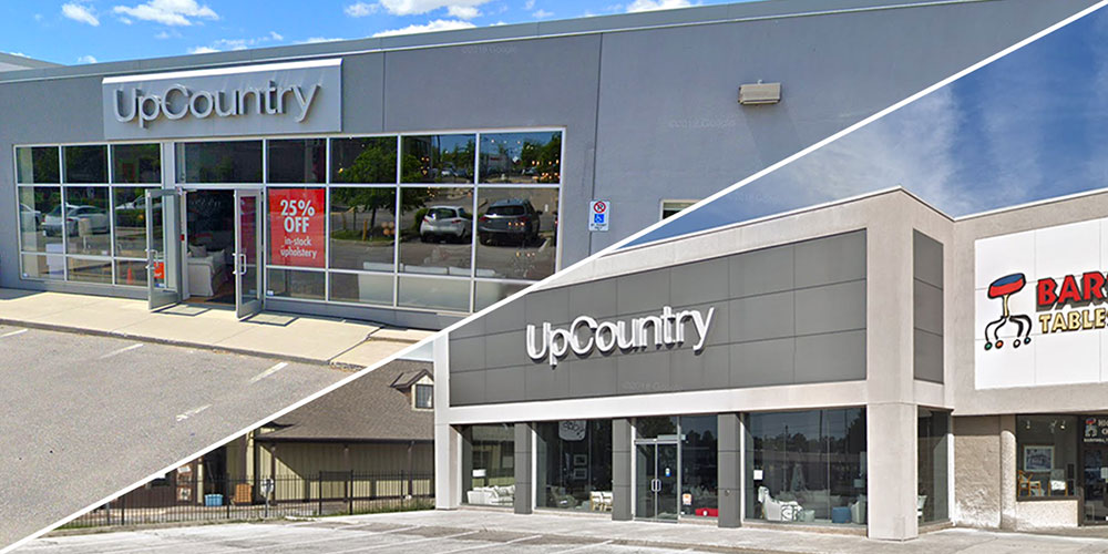 Upcountry Fine Furniture - 2 Locations to Serve You